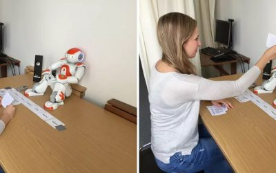 The Horstmann Experiment: It's OK to Care about Robots