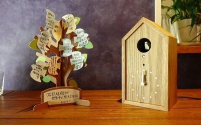The cute Japanese cuckoo clock that might cure loneliness